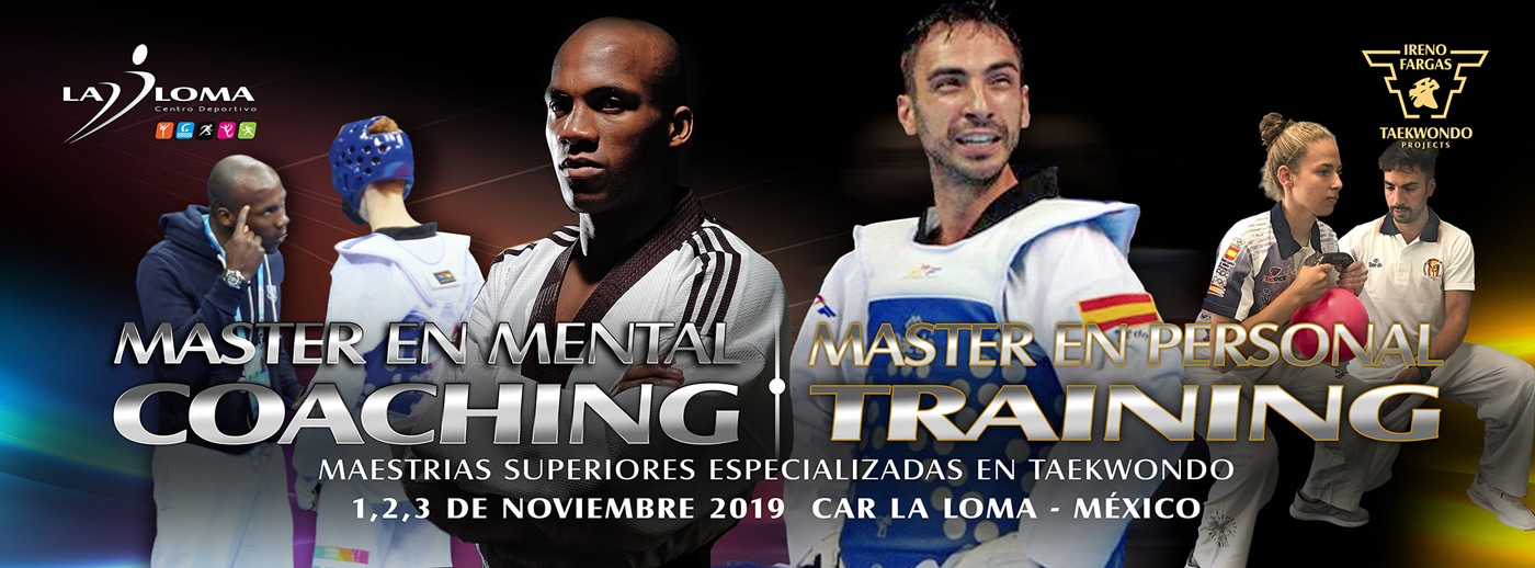 MASTER EN PERSONAL TRAINING + MASTER EN MENTAL COACHING